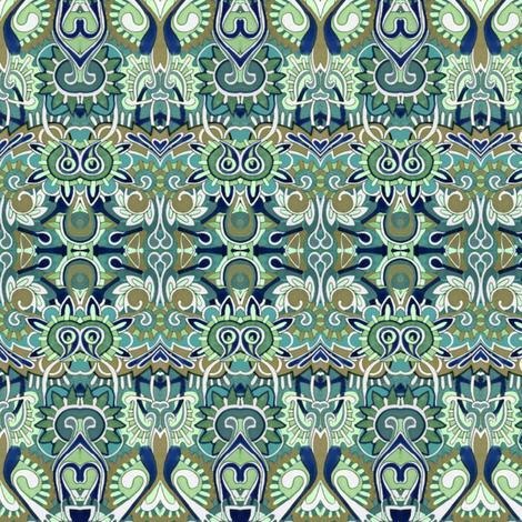 Egyptian Speakeasy fabric by edsel2084 on Spoonflower - custom fabric