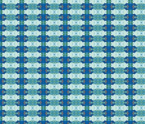 Lillypads fabric by joleneko on Spoonflower - custom fabric