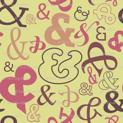 Ampersands: Love & Hope