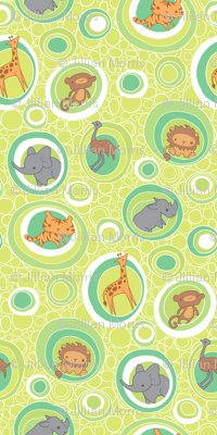 Safari Bubbles