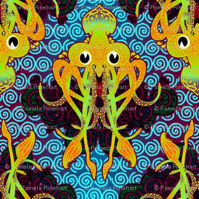 ©2011 The Squid Majestic - Smaller-Scale Version