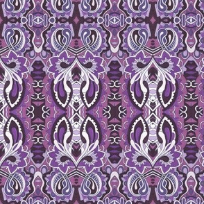 Roaring Twenties Tango (in purple)