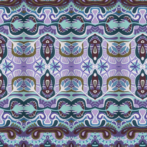 From Little Acorns fabric by edsel2084 on Spoonflower - custom fabric