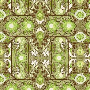 Twisted Greenery