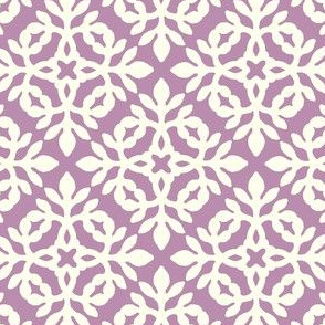MAUVE & cream mini-papercut2