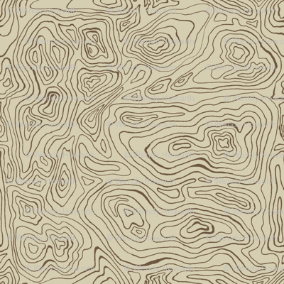 Old Mapping Contours