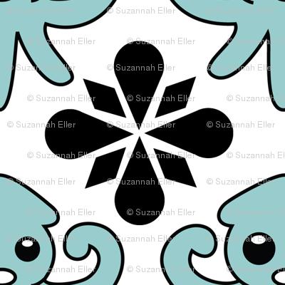 squid pattern