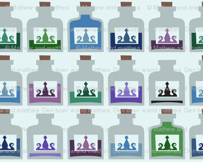 Bottled Ink