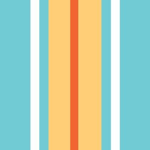 surfboard stripes ©2012 Jill