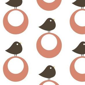 birdie pink