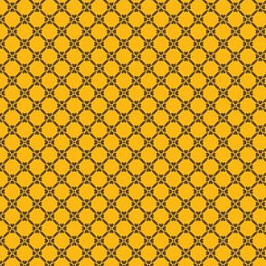 Rococo Lattice - Bold Large Gold