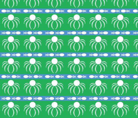 Fast Lane fabric by lonniepop on Spoonflower - custom fabric