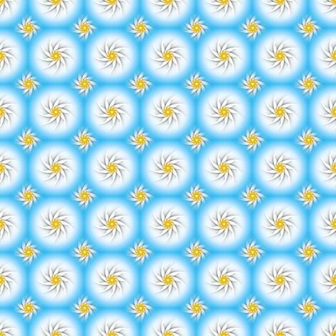 Twisty Twinkle fabric by joanmclemore on Spoonflower - custom fabric