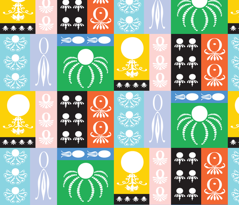Parade fabric by lonniepop on Spoonflower - custom fabric