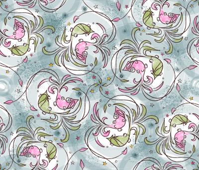 squid-o-ramba in pink - © Lucinda Wei