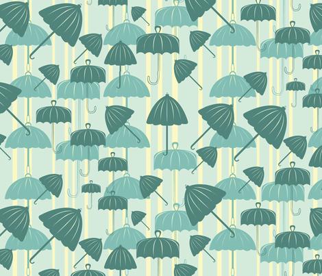 RainFour2011 fabric by nikky on Spoonflower - custom fabric