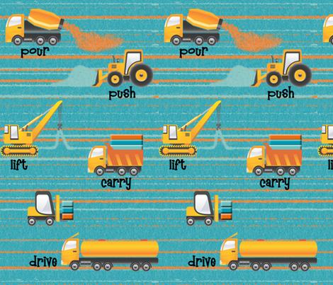 Constructing Stripes fabric by dawnams on Spoonflower - custom fabric