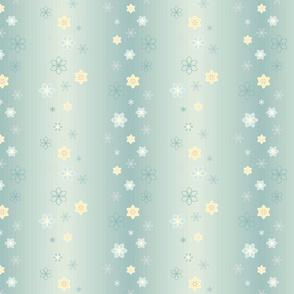 Floral Stripe