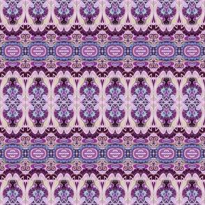Egyptian Revival Purple