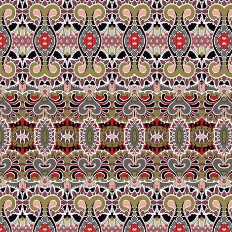 Baroque Folk fabric by edsel2084 on Spoonflower - custom fabric