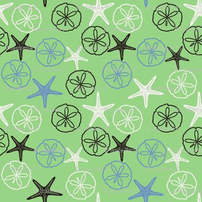Sea Gifts - Green