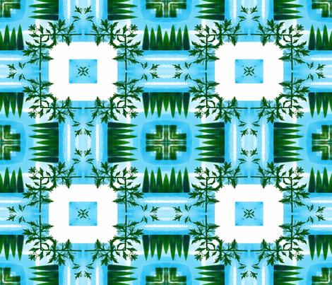 Mountain Magic P2 fabric by art2art on Spoonflower - custom fabric