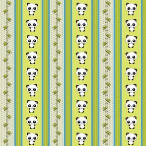 Pandamonium Stripe