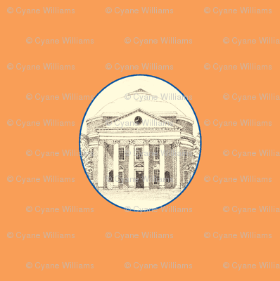 UVA Rotunda-Orange CKTL