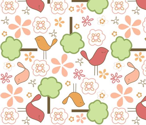 Joyful fabric by emilyb123 on Spoonflower - custom fabric