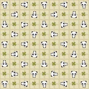 Pandamonium Plaid