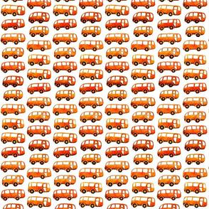 Orange Buses Going Forward