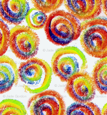 Pencil Spirals