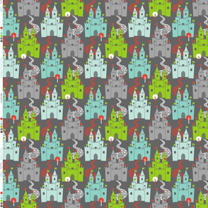 Castle Dreams Grey
