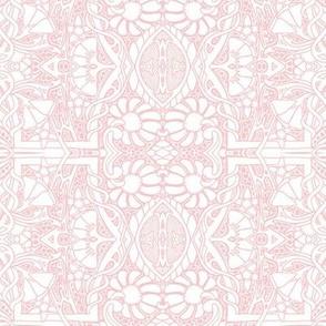 Palest Pink Lace Garden