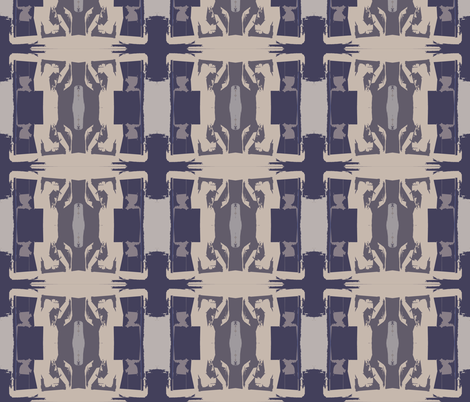 Country Ways fabric by susaninparis on Spoonflower - custom fabric