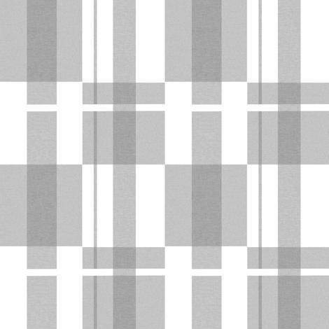 plains papoose plaid ©2015 Jill Bull fabric by palmrowprints on Spoonflower - custom fabric