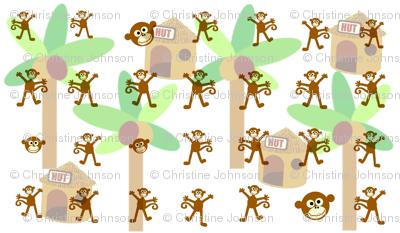 monkey_hut