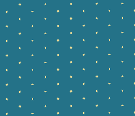 Space Explorer -Stars fabric by bella_modiste on Spoonflower - custom fabric