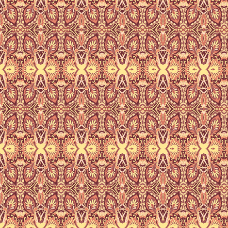 Sunshine at the Speakeasy fabric by edsel2084 on Spoonflower - custom fabric