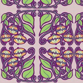 Fantasy Lavender Flowers
