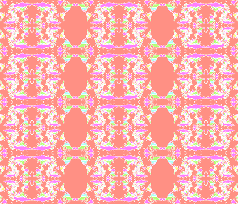 Kaleidoscope of the World fabric by rachel_alice on Spoonflower - custom fabric
