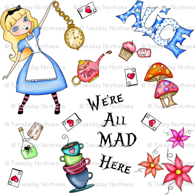 I dream of Alice