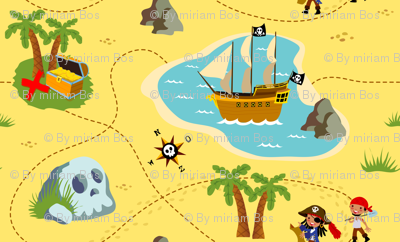 How to find treasure