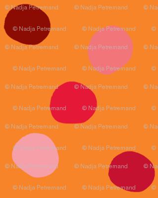 pois_rouge_fond_orange