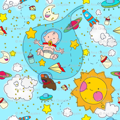 BABY FROM THE STARS
