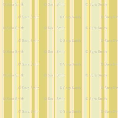 Crazy A's Just Stripe