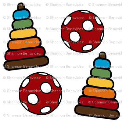 Stacker and Bouncy Ball