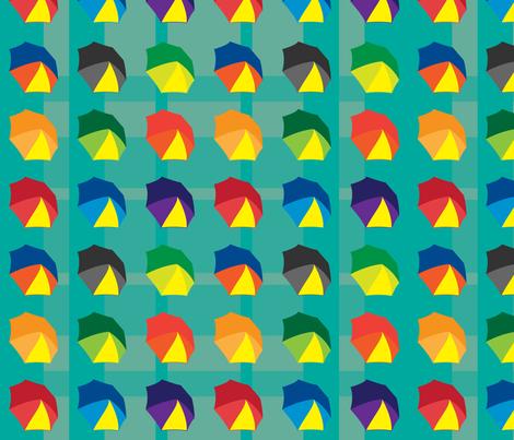 UMBELAS ICON fabric by umbelas on Spoonflower - custom fabric