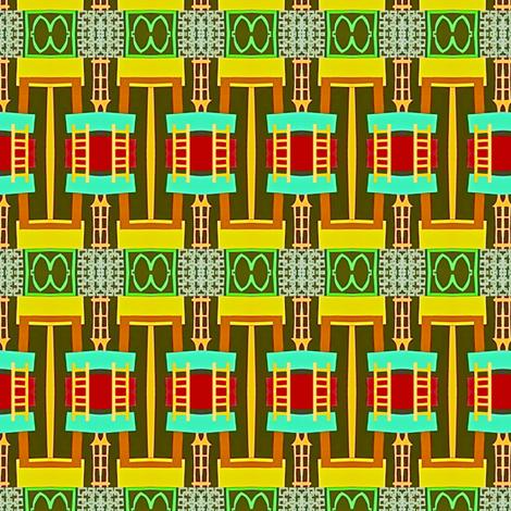 Acido Dorado fabric by boris_thumbkin on Spoonflower - custom fabric