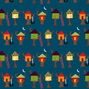 Treehouses_33x25